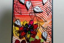 Gelli Plate Art