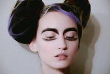 Meikkaaminen / Make-Up Styles