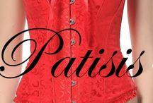 Korse Takımlar / overbust corset sets