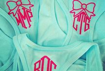 Fashion for You (that you can make!) / Customize your clothing with heat transfer vinyl!