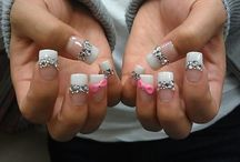 Nails  / by Michelle Voorhees