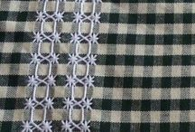 Embroidery - Gingham