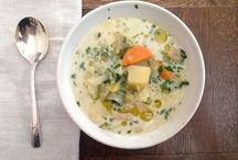 Soup love / by Lauren Hollenstein