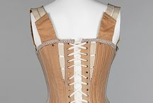 Corsets (1870-1890) / Corsetry becomes Big Business.