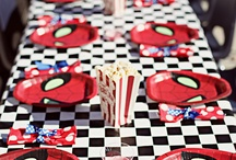 Superhero Party Ideas / by Kellie Baucom
