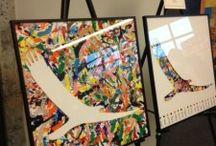 collaborative art