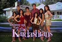 ☆keeping up with the Kardashian's☆ / by Brittany Aguilar