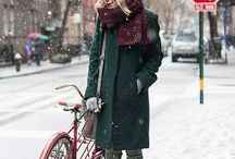 Women's bike fashion / Women & Bikes & Fashion & Life