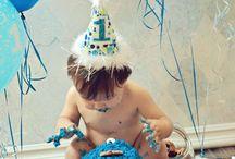 1st Boy Birthday Party