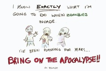 Zombies / by Debbie Sharp