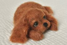 Needlefelt! / Needlefelt is a relaxing craft! Extremely easy, simple and fun!