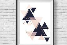 PRINTS - geometric