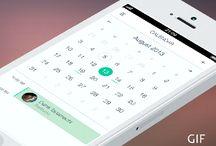 GUI: Calendar
