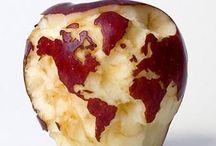 Onze wereld om te reizen