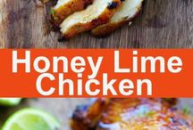 COOKING//CHICKEN RECIPES