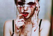 Artistic blood