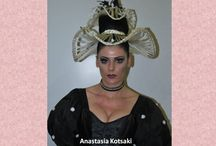 Catwalk & Fantasy Hairstyles / http://komotiki.blogspot.gr - https://www.facebook.com/hairkotsaki/