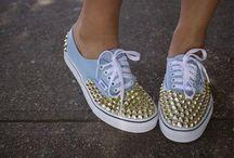 decorare scarpe