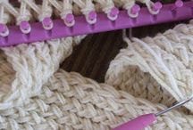 Loom Knitting Favorites / A community board for sharing your favorite loom knitting patterns! Free patterns included! If you would like to be added to this board, just message us or comment on a pin. We would love to invite you! Please only use this board for Loom Knitting patterns.