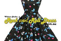 50's Rock n Roll, Swing, Rockabilly Fashion