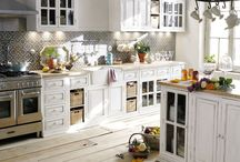 Dream Home - Kitchen Inspirations
