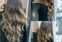 ombre by In Berlin hair styling Athens