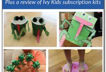 toddler/preschool learning activities