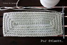 crochet rectangular