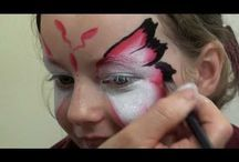 body ,face painting
