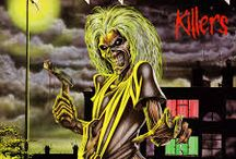 Iron Maiden / Iron Maiden Band Merch from JSR Direct