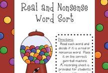 Nonsense Words / by Melissa Hicks