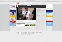 Redes Sociais / Desenvolvimento de fanpages do Facebook, páginas de Twitter ou profiles de Youtube para empresas.