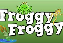 K Frogs