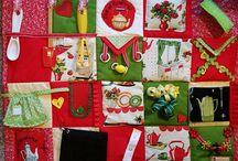 Fidget quilt