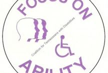 Disability Discrimination / The purpose of this board is to provide educational resources, tools, and information in order to increase awareness of disability discrimination. One main goal is to provide knowledge to those with and without disabilities and how to provide equality to all. / by Educators Pursuing Social Justice