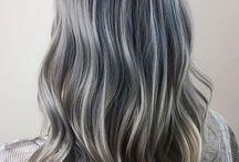 Aveda Hair Color - Grey/Silver