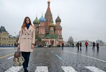 Street Style at the Moscow Fashion Week