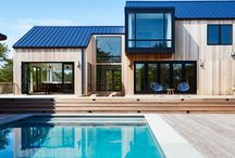 inspiration / modern in the hamptons