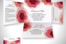 eInvite Self Mailer Wedding Invitations / Super creative and absolutely elegant Self Mailer Wedding Invitations - eInvite's revolutionary designs for every bride-to-be.  Customize your sample invitation and feel the quality, and the uniqueness only for $9.00 at eInvite.com