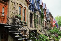 Montreal / Things to see and do, places to eat and other adventures in Montreal