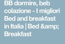 Bed and breakfast bb in Italia