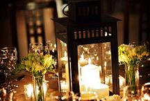 midnight in paris centrepieces