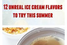 Summer Ice Recipes
