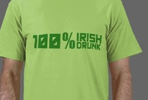 My Favorite St. Patrick's Day T-shirts