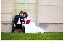 Weddings: Red, Burgundy, Maroon