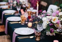 ❥ The proper way to set a table