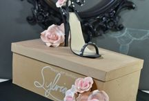 Shoe Cakes & Toppers / by Vanessa Humes Johnson