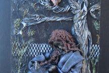 textilszobrászat