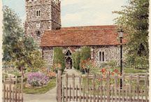 Art- British Churches
