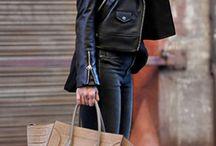 Čierne outfity